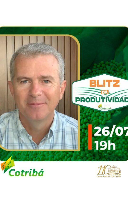 Construção da renda no plantio da soja. Essa é a palestra do professor Paulo Dejalma Zimmer, referencia no setor de sementes brasileiro, na próxima segunda-feira, às 19 horas. Acesse o nosso canal do Youtube https://youtu.be/CJjdoyAPsFU
